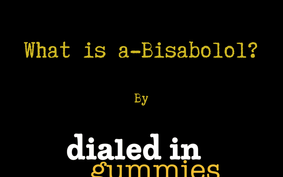 What is α-Bisabolol?